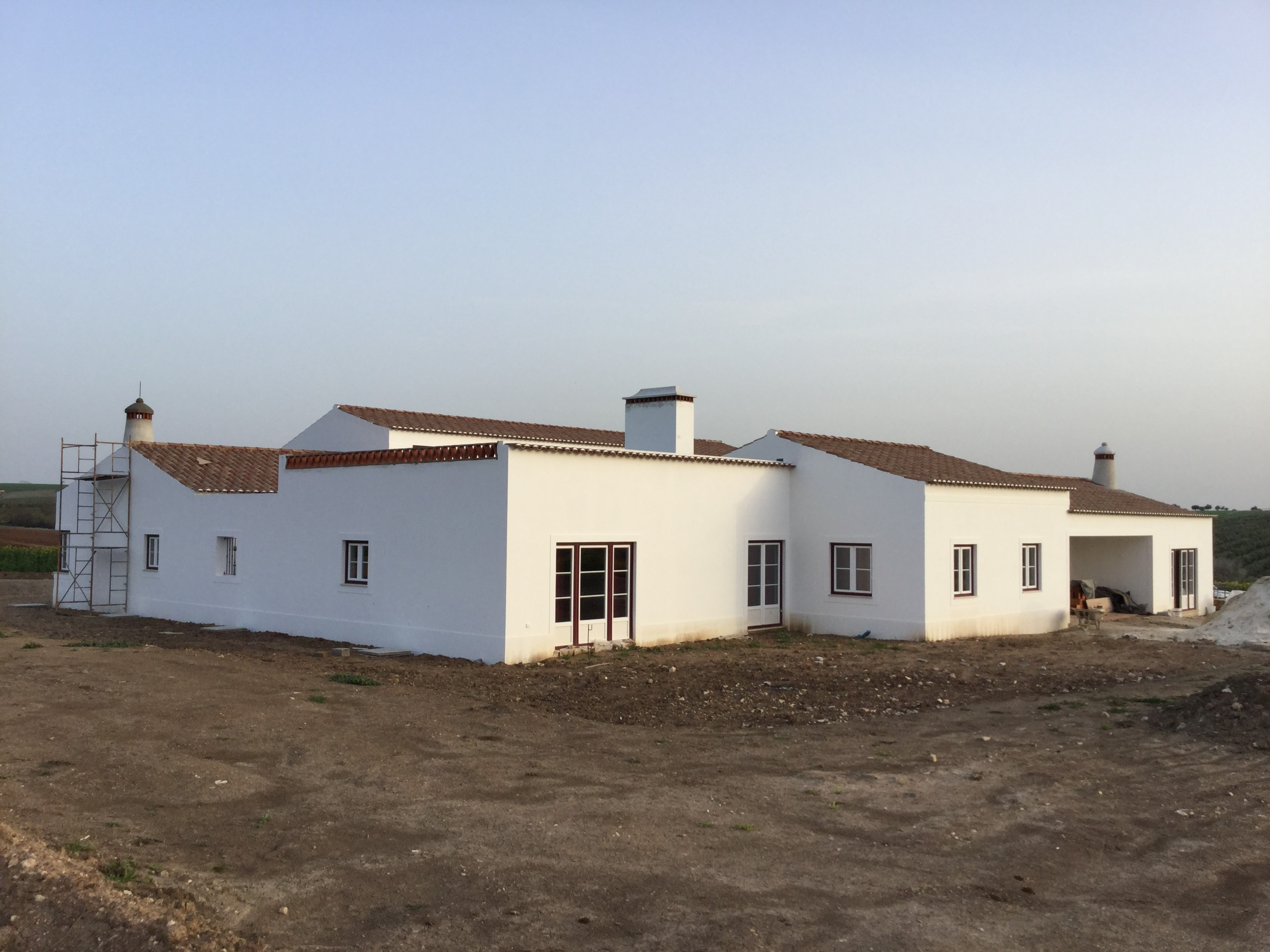 VILLA  CONSTRUCTION